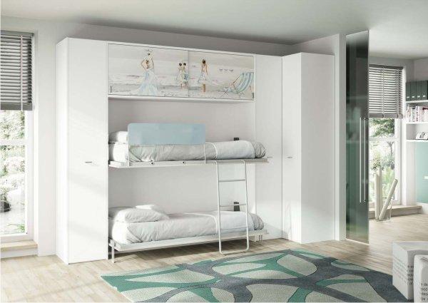 Castelli a scomparsa with letto nell armadio - Letto nell armadio ...
