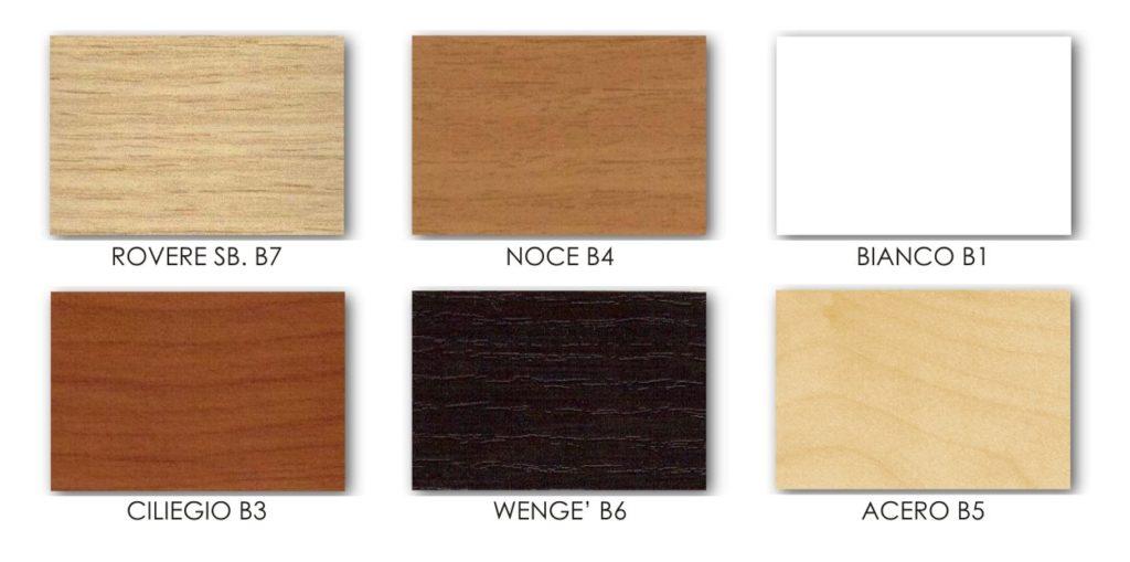 colori smartbeds legno