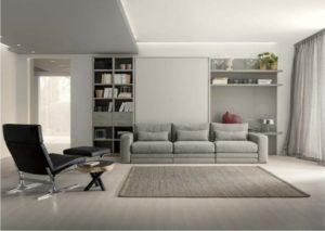 Arredare un monolocale soluzioni trasformabili - Il miglior divano letto ...