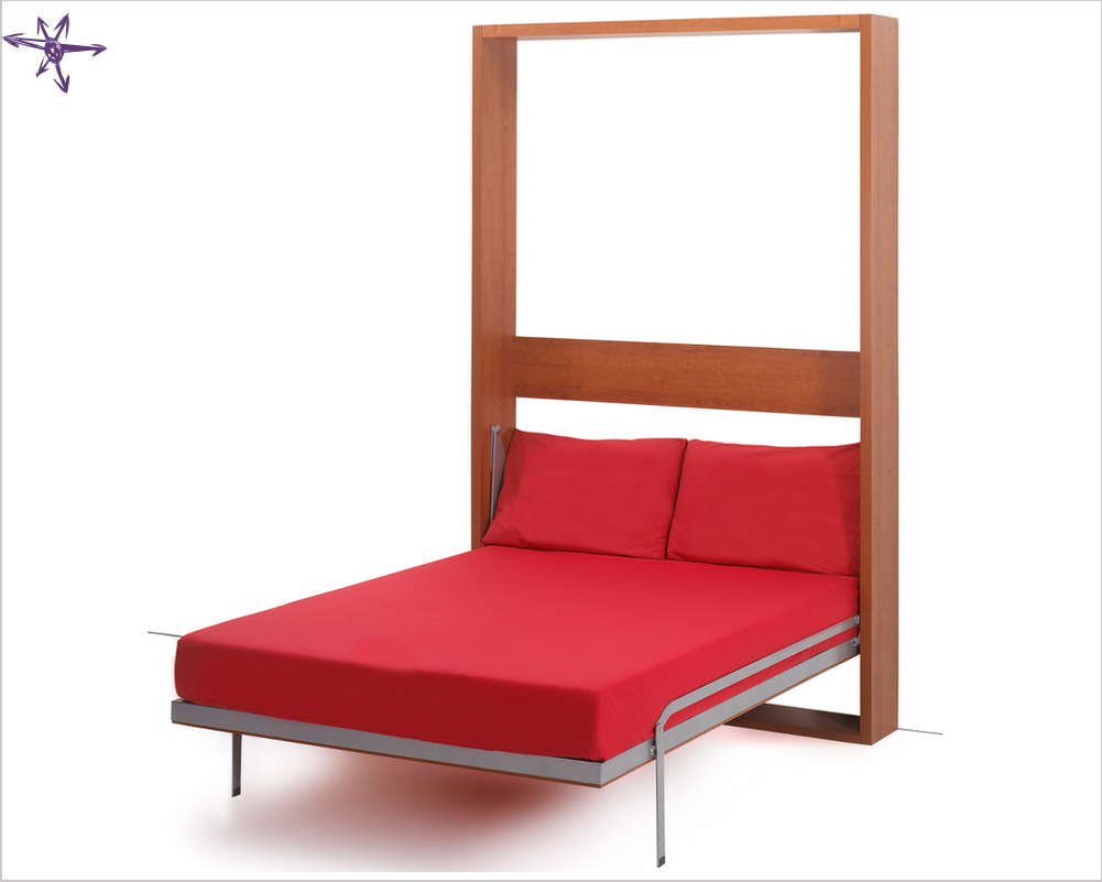 Mobile letto Flat francese