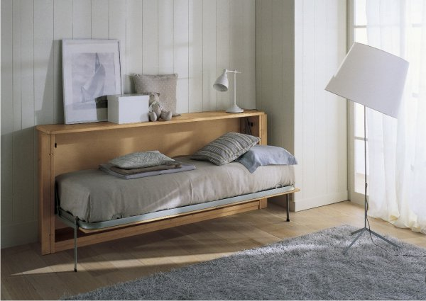 mobile letto classico